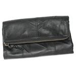 Nicola Ferri(ニコラフェリー) NEW NICOLAKOHMZZ02 casual wallet BK 長札入れ財布