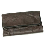 Nicola Ferri(ニコラフェリー) NEW NICOLAKOHMZZ02 casual wallet DBR 長札入れ財布