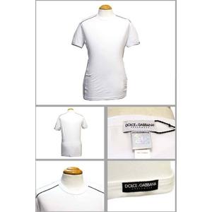 Dolce&Gabbana(ドルチェ&ガッバーナ) Tシャツ M10737-OM757-W0800 xxl