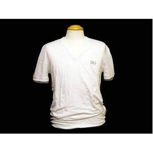 Dolce&Gabbana(ドルチェ&ガッバーナ) Tシャツ M10744-OM758-W0800 xl