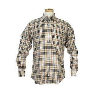 Burberry(バーバリー) N SUSSEX CAMEL メンズシャツ 4