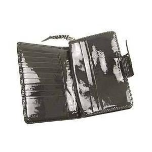Chloe(クロエ) P431 H782 86 GY 2つ折りL字ファスナー財布