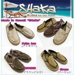 SHAKA(シャカ) 春夏 サンダルシューズ  ブラウンピンク(942) 8インチ(24〜24,5cm)