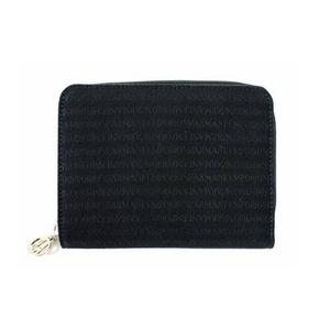 EMPORIO ARMANI(エンポリオ・アルマーニ) YEW597 YC234 88001 2つ折りファスナー財布
