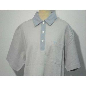 VERRI milano(ベリーミラノ) メンズ ポロシャツ V432-02 L.GLAY XL