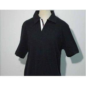 VERRI milano(ベリーミラノ) メンズ ポロシャツ V432-03 BLACK L