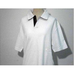 VERRI milano(ベリーミラノ) メンズ ポロシャツ V432-03 WHITE L