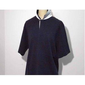 VERRI milano(ベリーミラノ) メンズ ポロシャツ V432-03 NAVY M