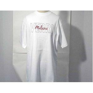 VERRI milano(ベリーミラノ) Tシャツ V442-02 ホワイト S