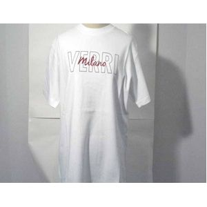 VERRI milano(ベリーミラノ) Tシャツ V442-02 ホワイト XL