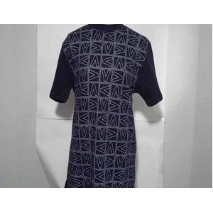 VERRI milano(ベリーミラノ) Tシャツ V442-04 ネイビー M