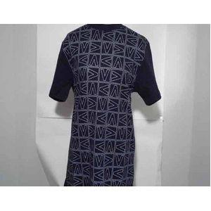VERRI milano(ベリーミラノ) Tシャツ V442-04 ネイビー L