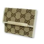 Gucci(グッチ) Wホック 2つ折り 財布 112716 F40IG 9773 2009新作