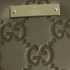 Gucci(グッチ) ジッピー 長財布 112724 AHB1G 9640 2009新作