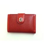Bvlgari(ブルガリ) 25253DOPPIOTONDO ドッピオトンドWホック 二つ折り財布レッドの詳細ページへ