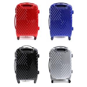 Ambassador(アンバサダー) TSAロック方式採用 ポリカーボネイト製スモールキャリーバッグ スーツケース ブラック