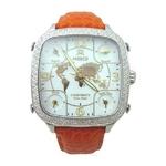 MODEX(モデックス) 5continents G-5GLD-002-OR Top ring スイス製 ダイヤモンド メンズ腕時計