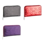 MARC BY MARC JACOBS(マークバイマークジェイコブス) 入荷!MARC BY MARCJACOBS 財布 Mirror Heart Long Wallet パープル(117536)