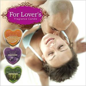 FOR Lover's フレグランスキャンドル ホワイトティー