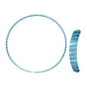 HOOPNOTICA(フープノティカ) トラベルフープ ブルー*シルバー