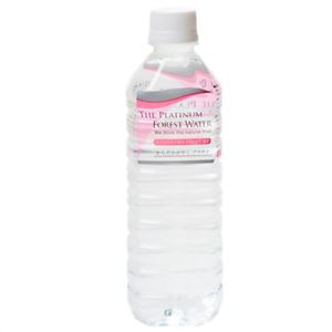 THE PLATINUM FOREST WATER (プラチナウォーター) 500ml×24本