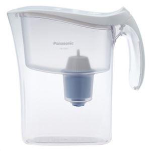 パナソニック ポット型ミネラル浄水器(2.0L) 白 TK-CP21-W