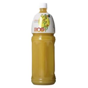 やんばる産 シークワーサー100% 果汁1.5L