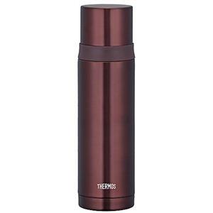 サーモス ステンレススリムボトル 0.5L ブラウン FEI-501 BW