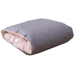 防ダニ抗菌羽毛布団袋 ダブル