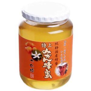かの蜂 国産みかん蜂蜜 1000g