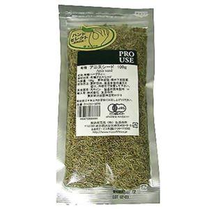 生活の木 農薬不使用 アニスシード 100g