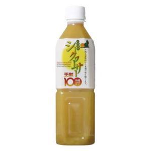 やんばる産 シークワーサー100% 果汁 500ml