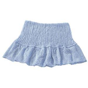 シルク100% おやすみ衿もとカバー パープル