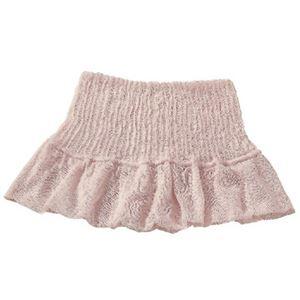 シルク100% おやすみ衿もとカバー ピンク