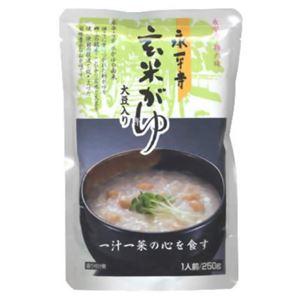 永平寺 玄米がゆ(玄米粥) 250g【8セット】
