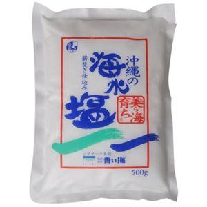 沖縄の海水塩 美ら海育ち 500g【2セット】