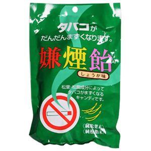 嫌煙飴しょうが味 15粒 【2セット】