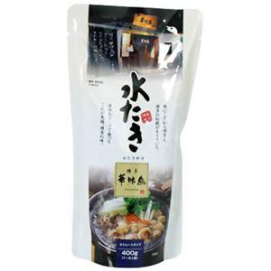 博多華味鳥 水たきスープ 400g 【11セット】
