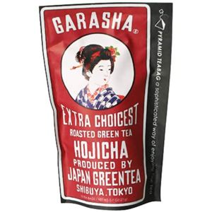 GARASHA ティーバッグ ほうじ茶 2.1g×10ティーバッグ【3セット】