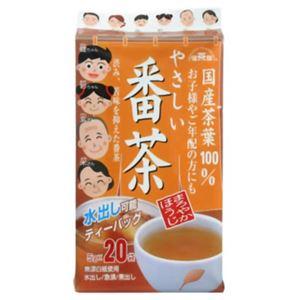 健茶館 国産茶葉やさしい番茶 5g×20袋【5セット】