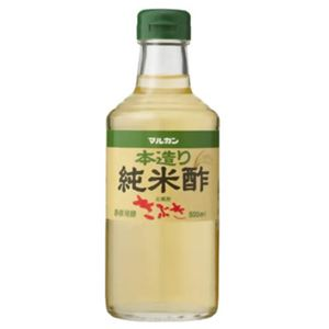 マルカン 本造り純米酢 きぶき 500ml 【5セット】