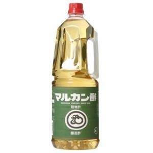 マルカン ハンディ穀物酢 1.8L 【4セット】