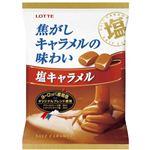 ロッテ 塩キャラメル 86g 【23セット】の詳細ページへ