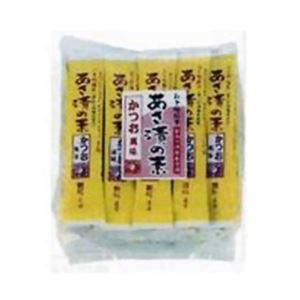 あさ漬の素 かつお風味 4g×30本【4セット】