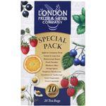 ロンドンフルーツ&ハーブティー 10種類スペシャルパック 【4セット】