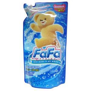ファーファ 液体衣料用洗剤 ベビーフローラルの香り 詰替用 0.9kg 【6セット】