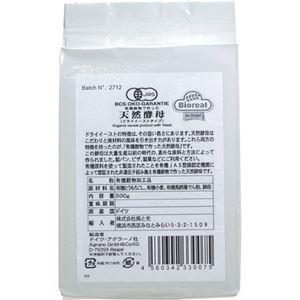 有機天然酵母(ドライイーストタイプ) 業務用 500g