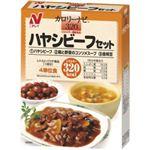カロリーナビ ハヤシビーフセット 320kcal【2セット】