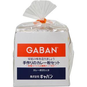 ギャバン 手作りのカレー粉セット 100g 【5セット】