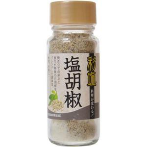 彩塩 塩胡椒 73g 【9セット】